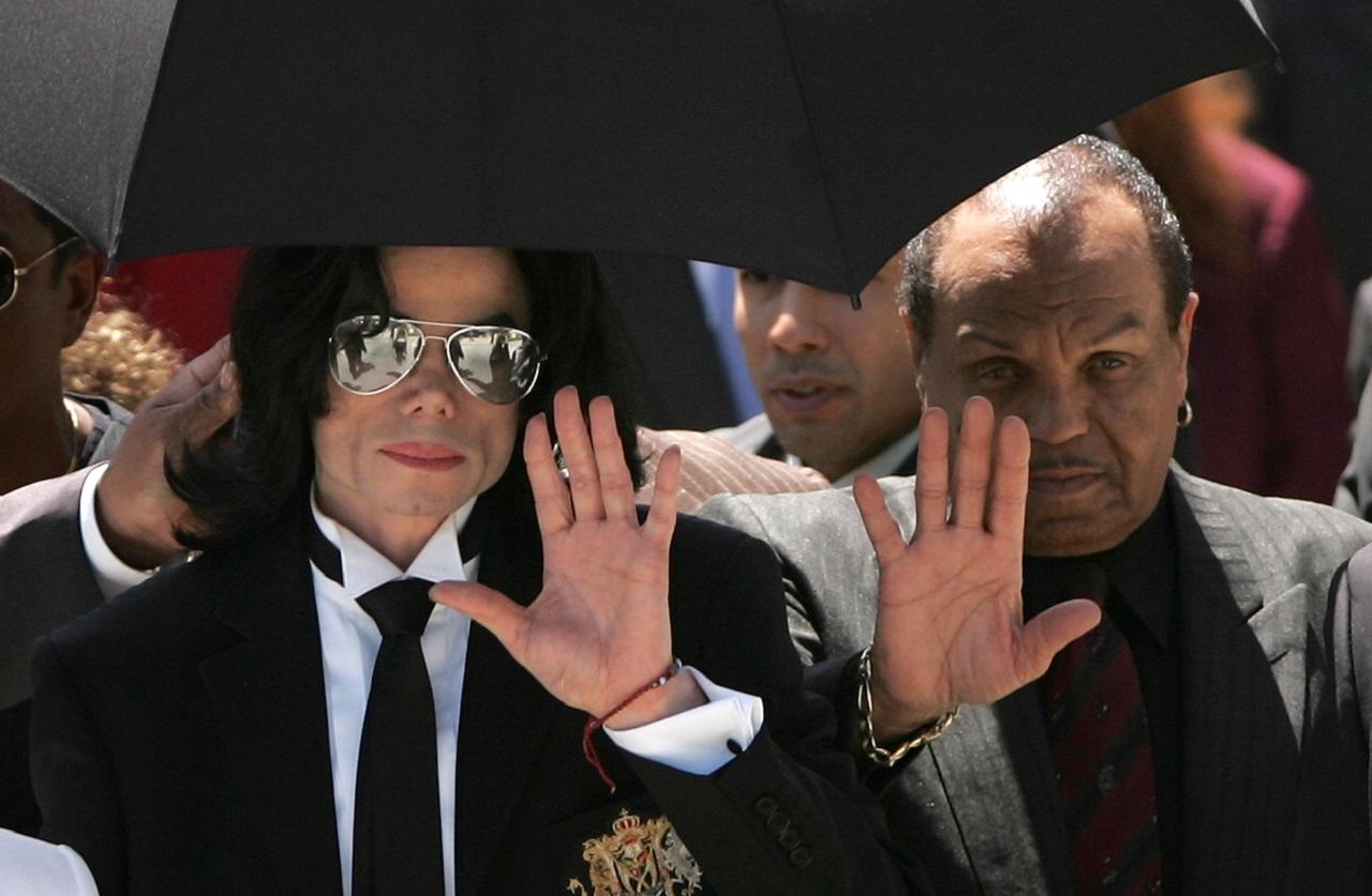 Michael Jacksons father Joe Jackson dies aged 89 | HELLO!