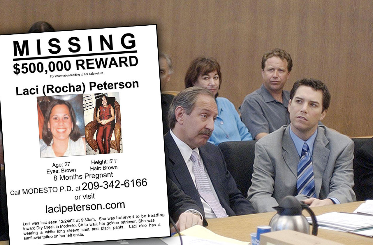 laci peterson case The murder of laci peterson explores the infamous scott peterson trial, the case that destroyed a family, gripped a nation and defined an era, as a vehicle for understanding america's criminal justice system and the ways in which outside influences can affect that system.