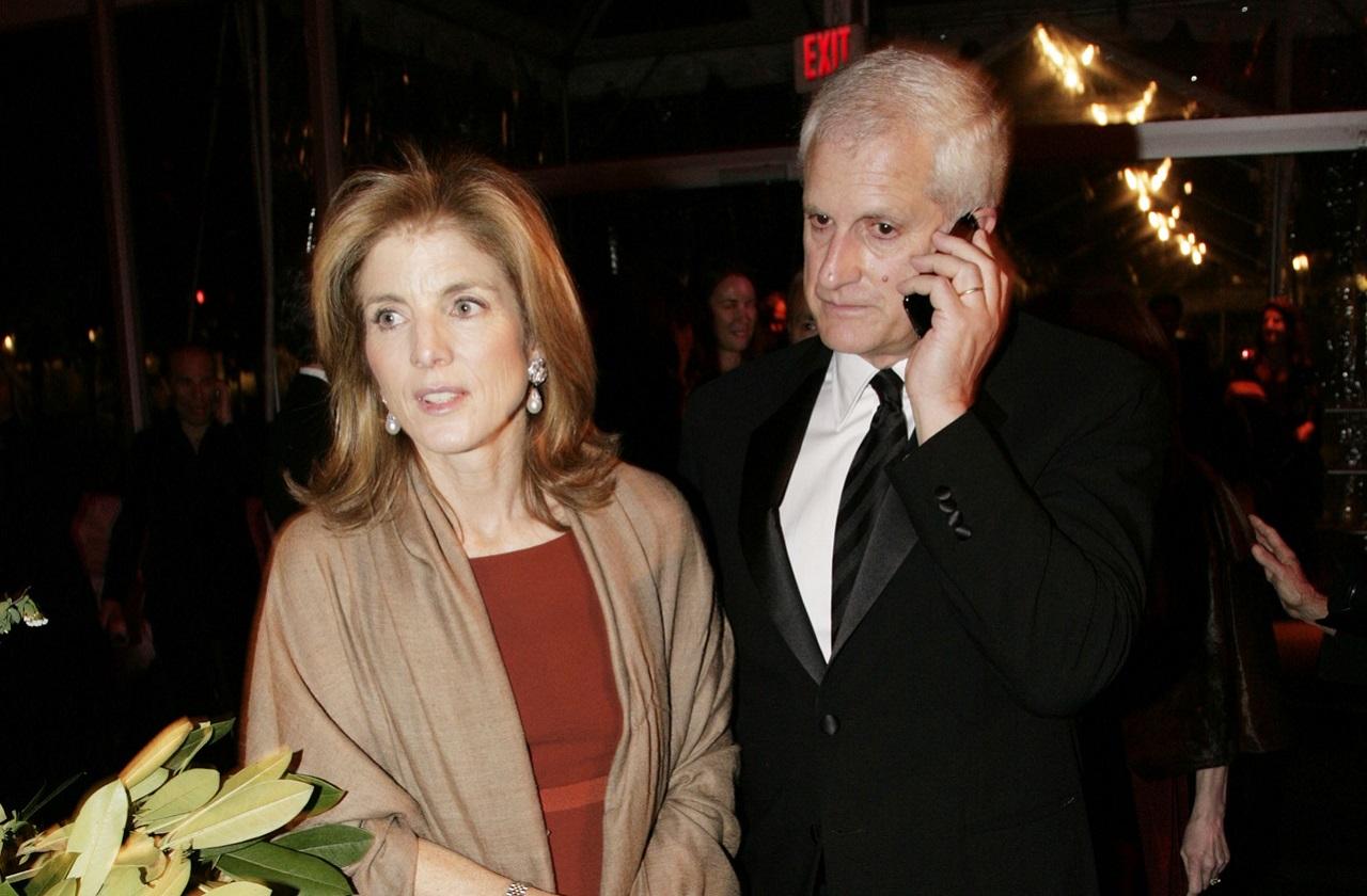 caroline kennedy divorce shocker for ex diplomat