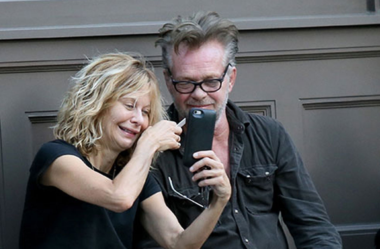 Meg Ryan John Mellencamp Are Engaged After Dating On-Off for Years