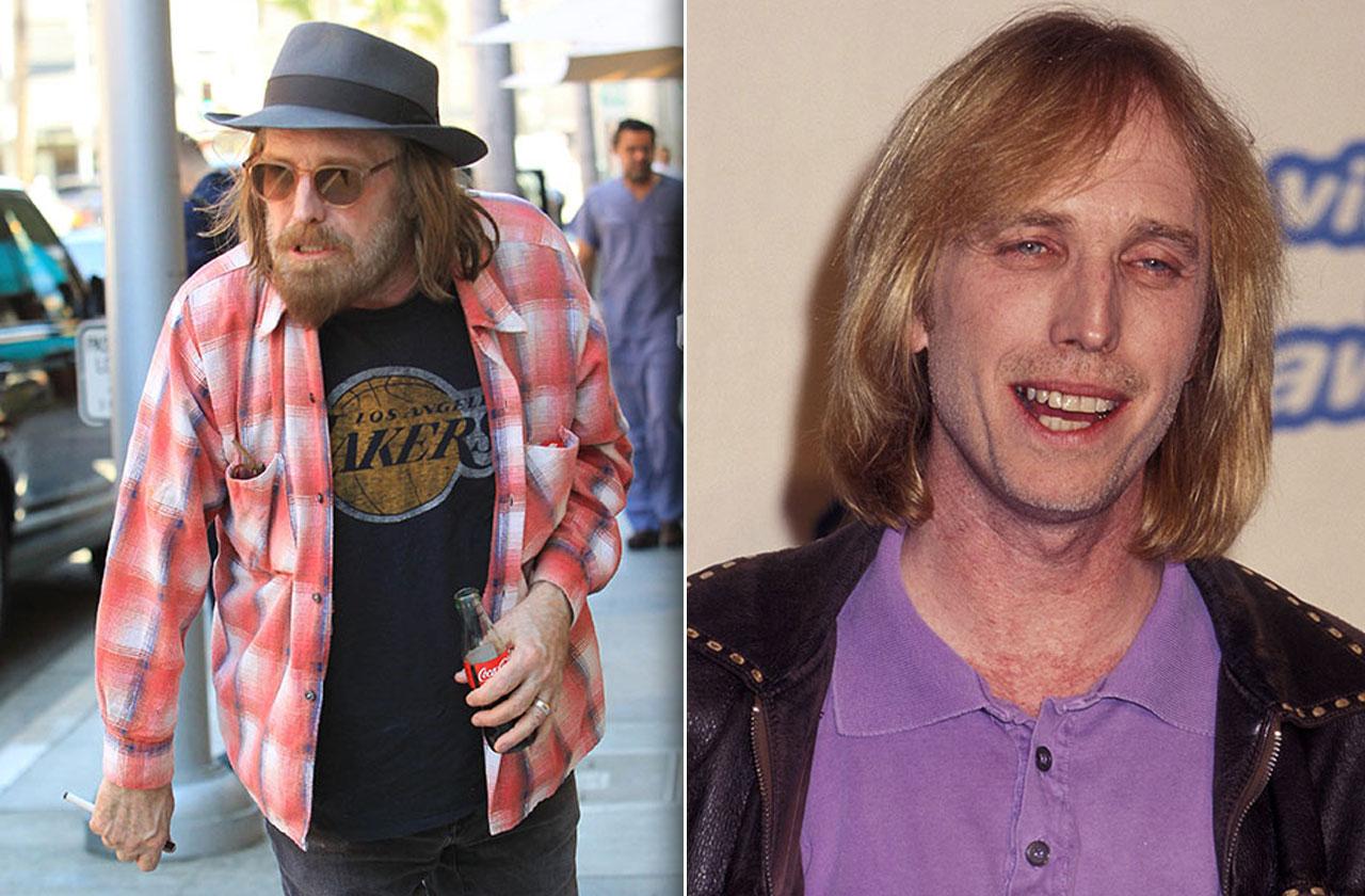Heroin Addiction Celebrity Tom Petty — Dead Roc...