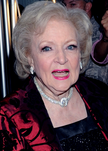 Betty White Ugly Ugly Feud  National Enquirer-9165