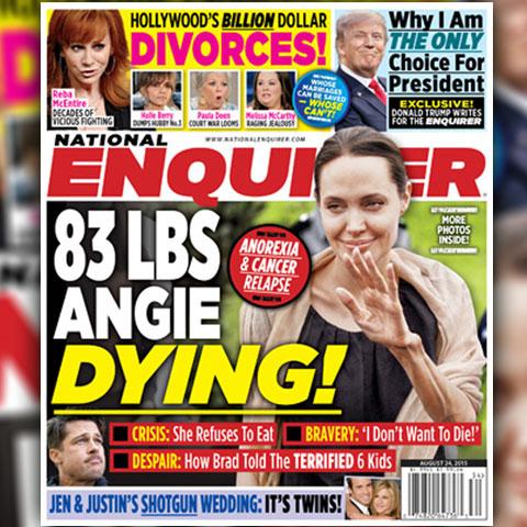 The national enquirer celebrity news