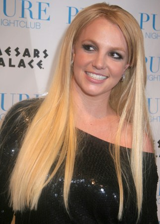 Britney rang in the New Year by hosting a New Years Eve party in Las Vegas.
