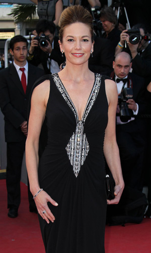 Diane Lane at <i>Wall Street</i> premiere