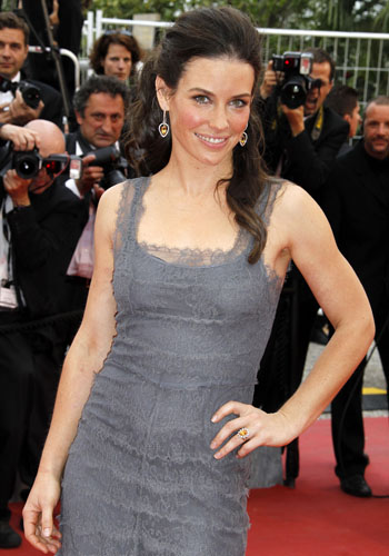 Evangeline Lilly at <i>La Princesse de Montpensier</i> premiere