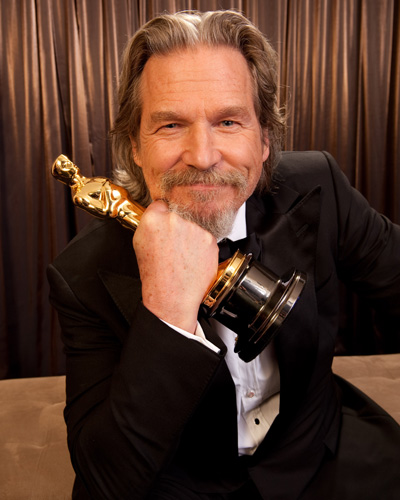 Best Actor Jeff Bridges