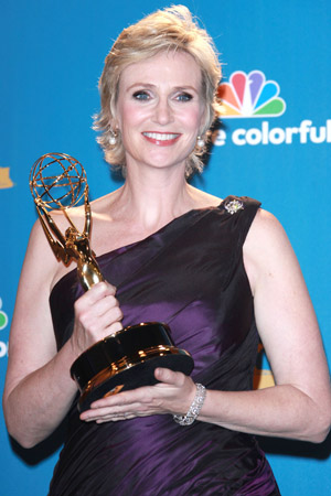 Jane Lynch, Best Supporting Acrtress in a Comedy