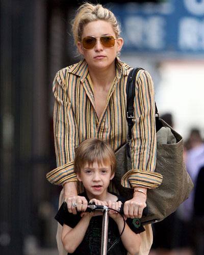 Kate Hudson and Ryder