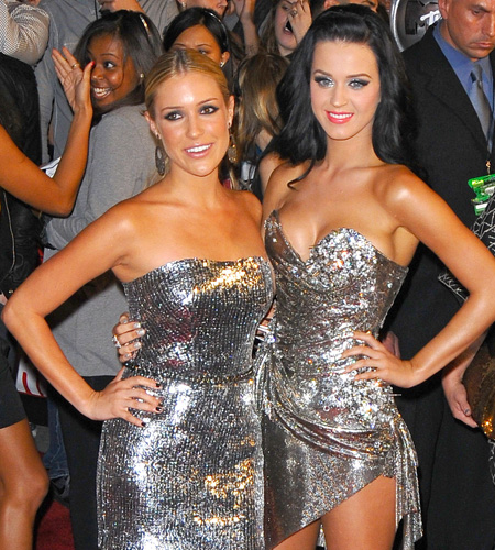 Kristin Cavallari and Katy Perry