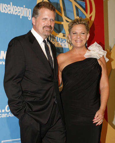 <I>The Guiding Light</i>'s Robert Newman and Kim Zimmer