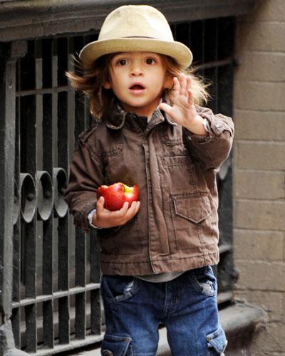 Matthew McConaughey's son Levi