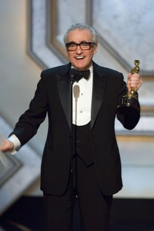 Martin Scorsese won the Oscar for Best Director