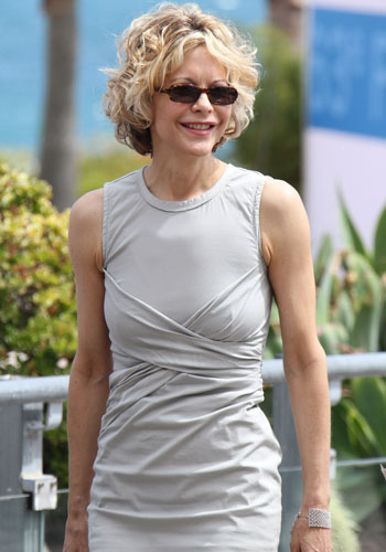 Meg Ryan at <i>Countdown to Zero</i> photocall