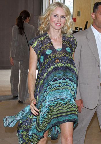 Naomi Watts at <i>You Will Meet A Tall Dark Stranger</i> photocall