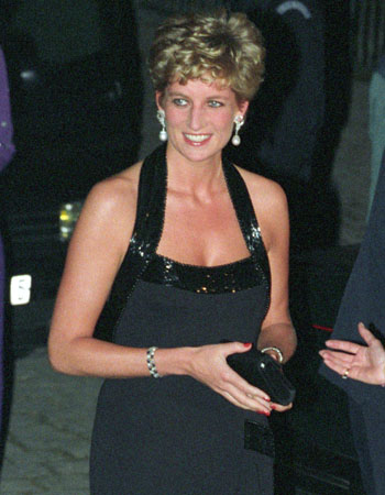 Princess Diana, 1961 - 1997, Car Accident