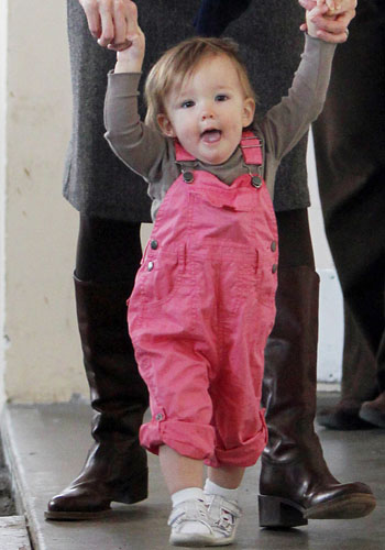 Ben Affleck and Jennifer Garner's daughter Seraphina