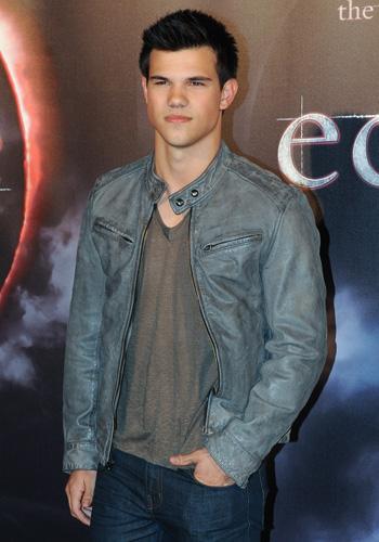 <i>The Twilight Saga: Eclipse</i>'s Taylor Lautner