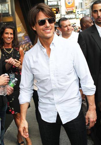 <i>Knight & Day</i>'s Tom Cruise