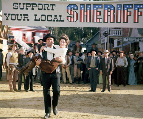 """SUPPORT YOUR LOCAL SHERRIFF"" 1971"