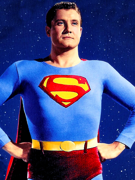GEORGE REEVES 1914- 1959, gunshot to head
