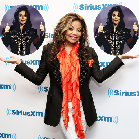9 La Toya Jackson and Michael Jackson are the same person