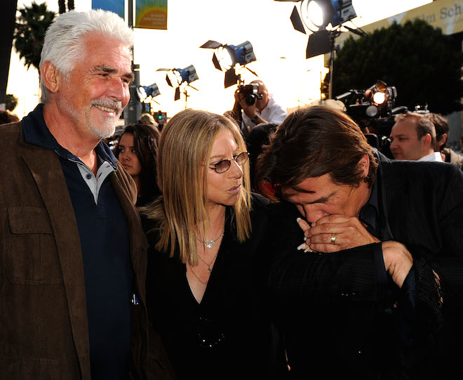 james brolin and barbra streisand battle it out in