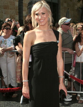 JENNIFER LANDON: Michael Landon's daughter won for Outstanding Younger Actress In A Drama Series