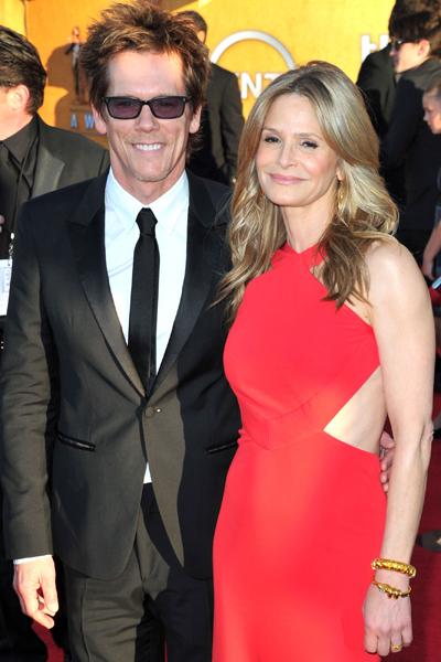 Kevin Bacon & Kyra Sedgwick