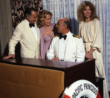 On <I>The Love Boat</I> in 1979
