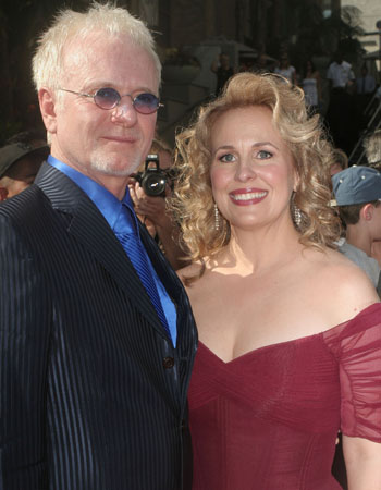 ANTHONY GEARY and GENIE FRANCIS: <i>General Hospital</i>'s Luke & Laura are reunited!