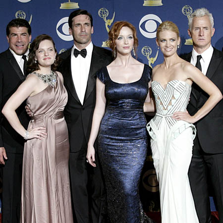 Cast of <I>Mad Men</I>