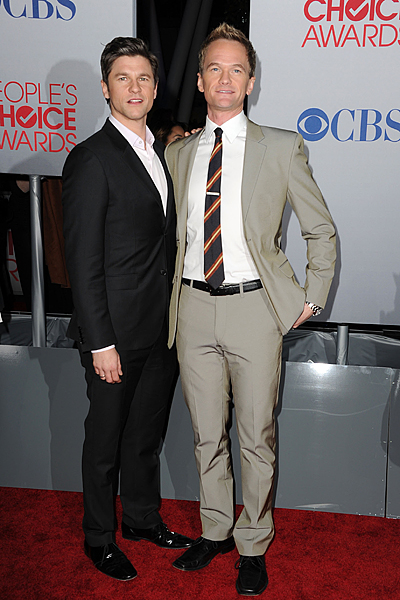NEIL PATRICK HARRIS & DAVID BURTKA