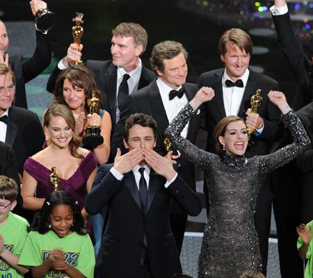 Oscar finale