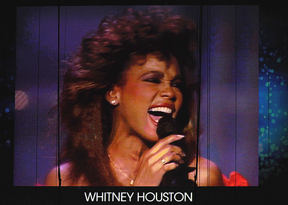 WHITNEY HOUSTON R.I.P.