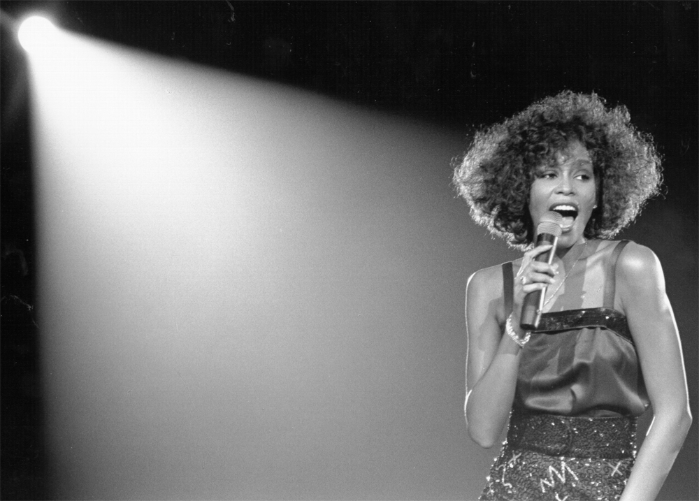 Whitney Houston: August 1963 – February 2012